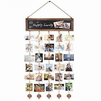 Bikoney Picture Frames Collage Photo Hanging Display Picture