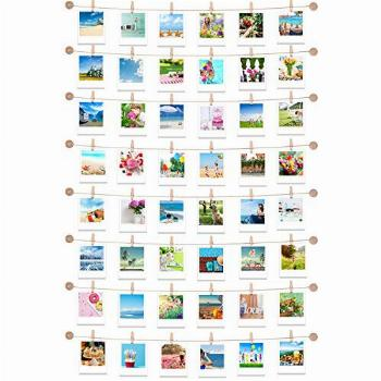 Hanging Instant Photo Display Decorative Wall Hanging String
