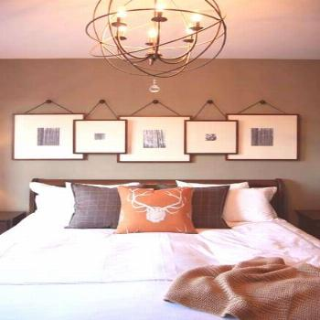 New Bedroom Wall Decor Above Bed Picture Frames Spaces Ideas New Bedroom Wall Decor Above Bed Pictu