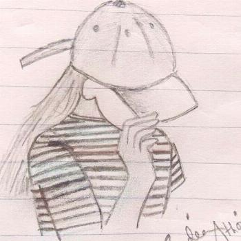 [New] The 10 Best Drawings Today (with Pictures) - Drawing of a girl with cap