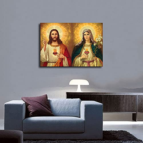Sacred Heart of Jesus and Immaculate Heart of Jesus Catholic